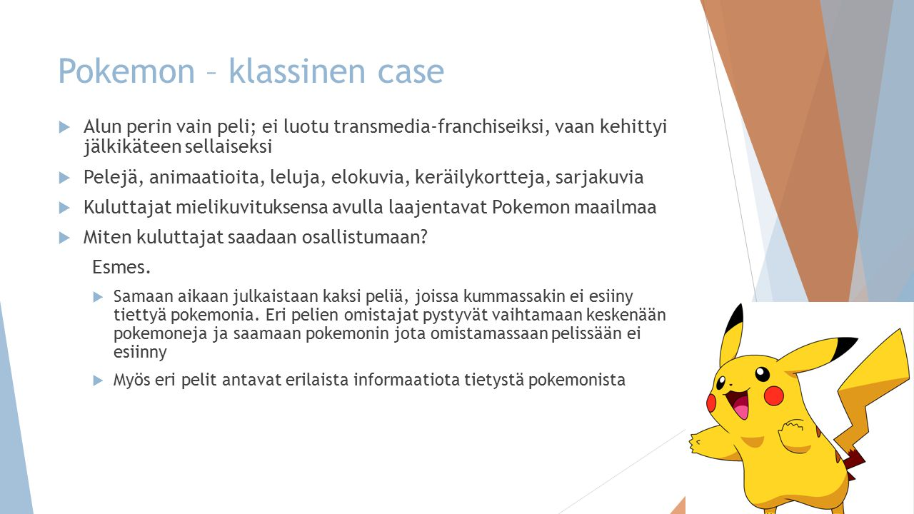 Pokemon – klassinen case