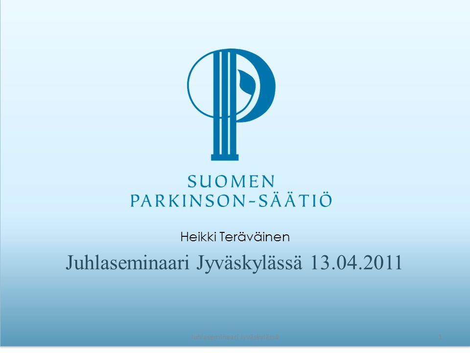Juhlaseminaari Jyväskylässä 13.04.2011