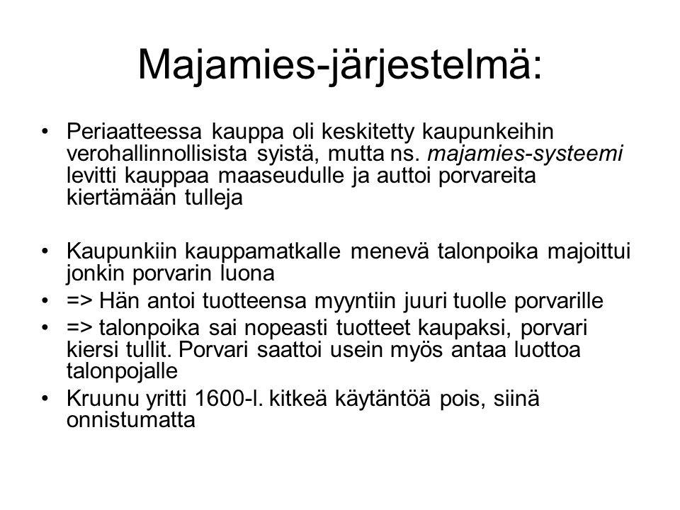Majamies-järjestelmä: