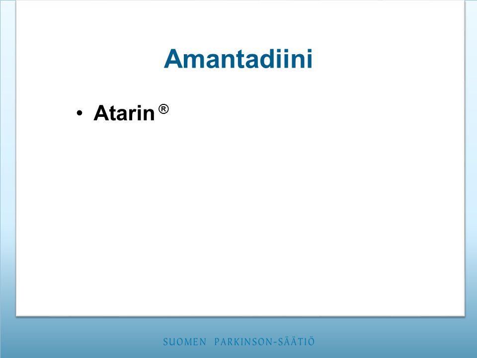 Amantadiini Atarin ®