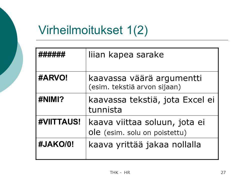 Excel teksti sarakkeista riveille
