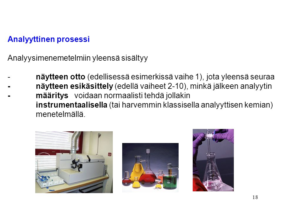 Analyyttinen prosessi