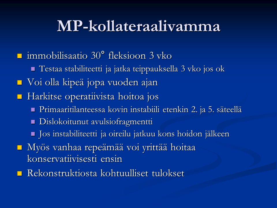 MP-kollateraalivamma