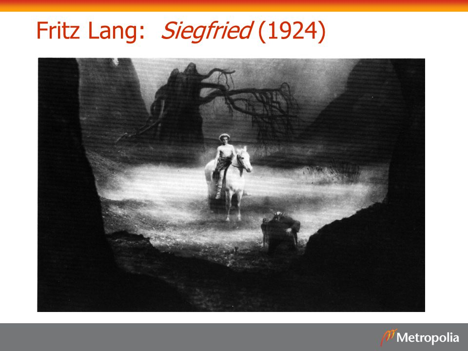 Fritz Lang: Siegfried (1924)