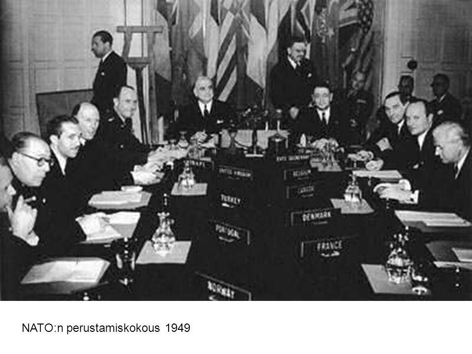 NATO:n perustamiskokous 1949
