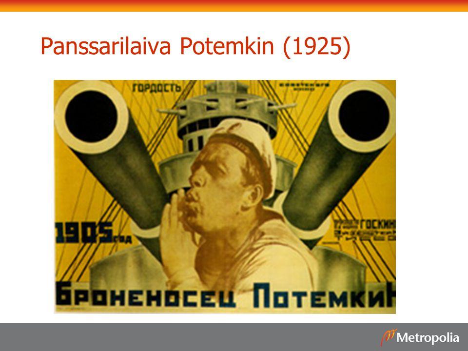 Panssarilaiva Potemkin (1925)