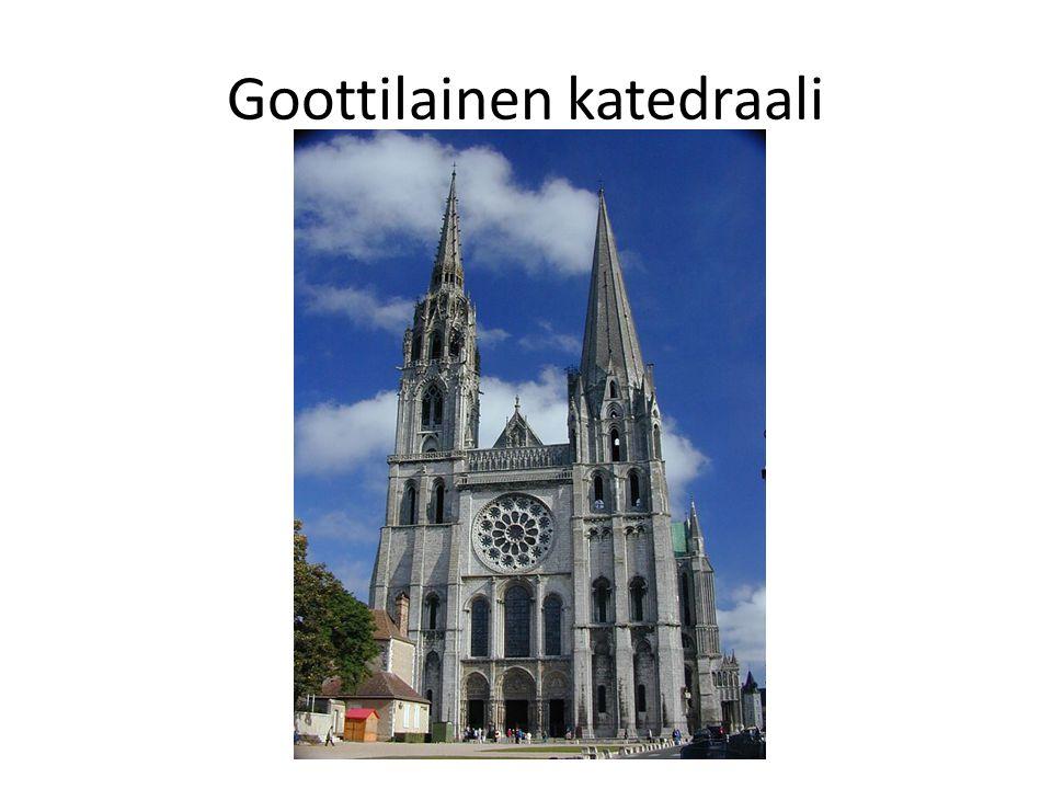 Goottilainen katedraali