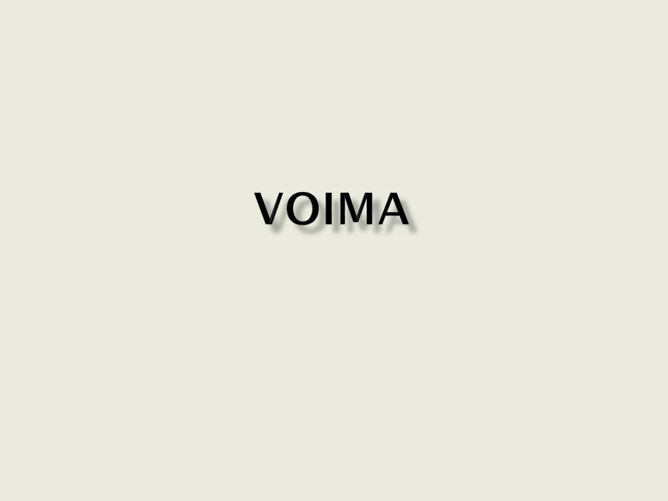 Voima