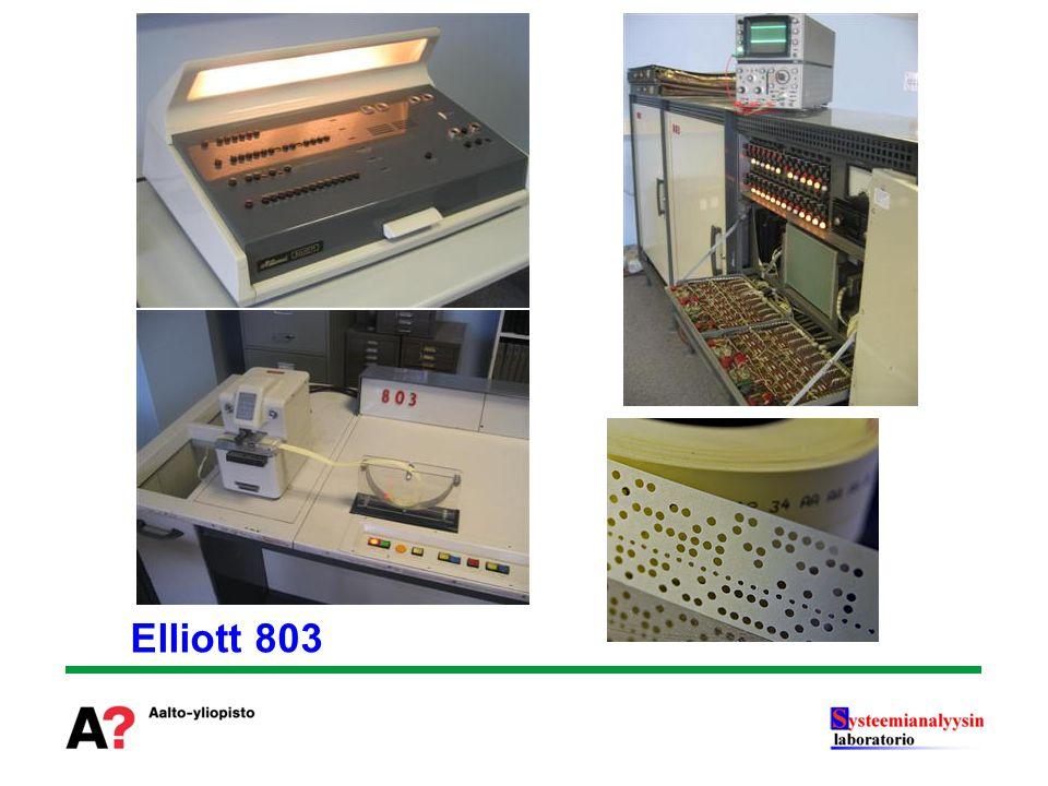 Elliott 803