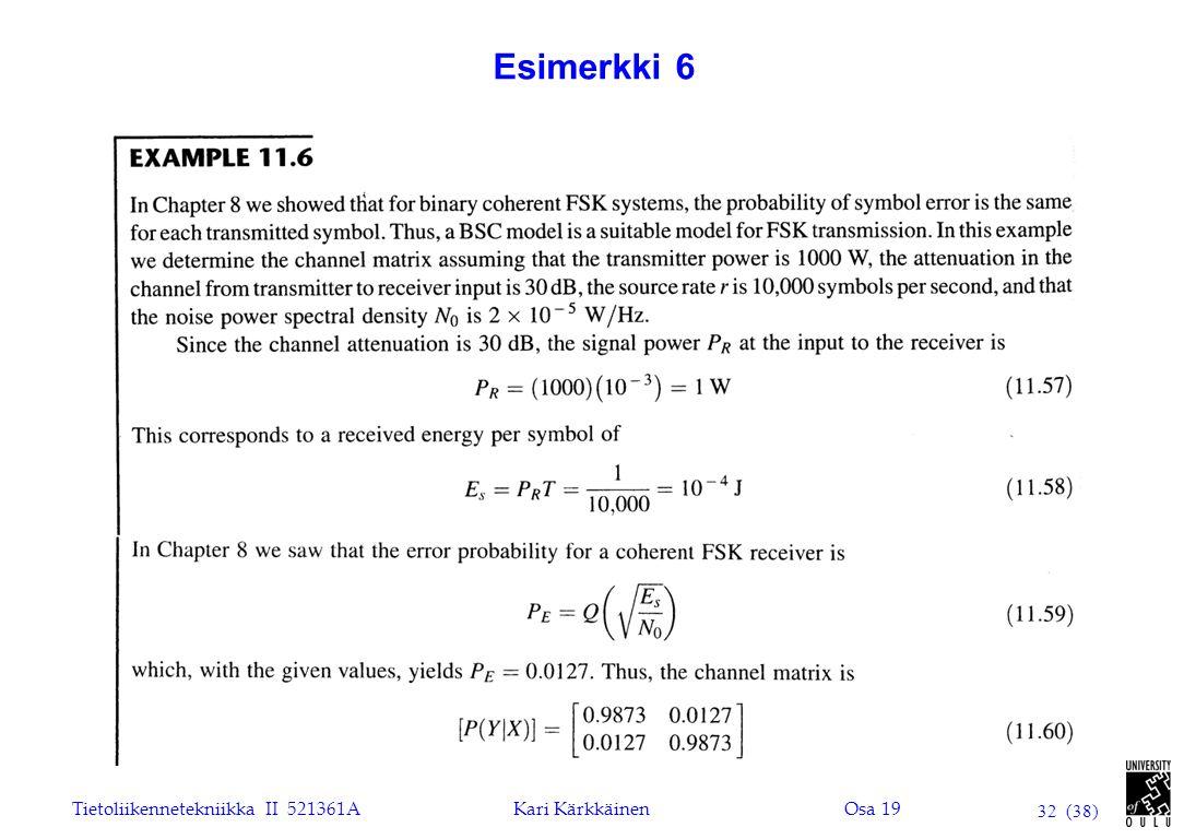 Esimerkki 6