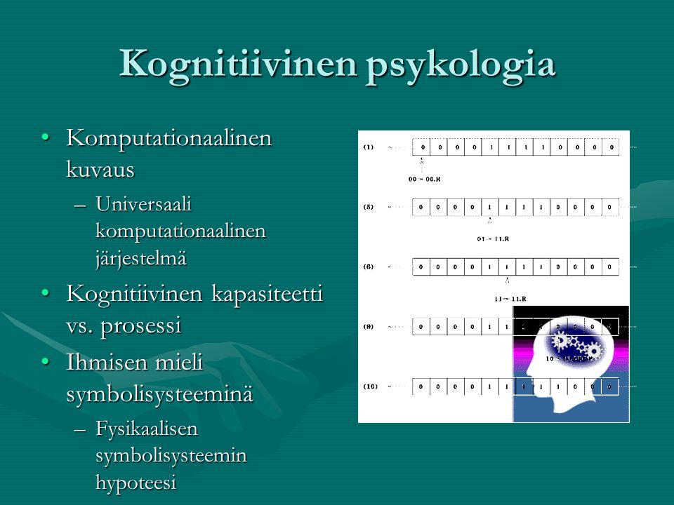 kognitiivinen psykoterapia Turku