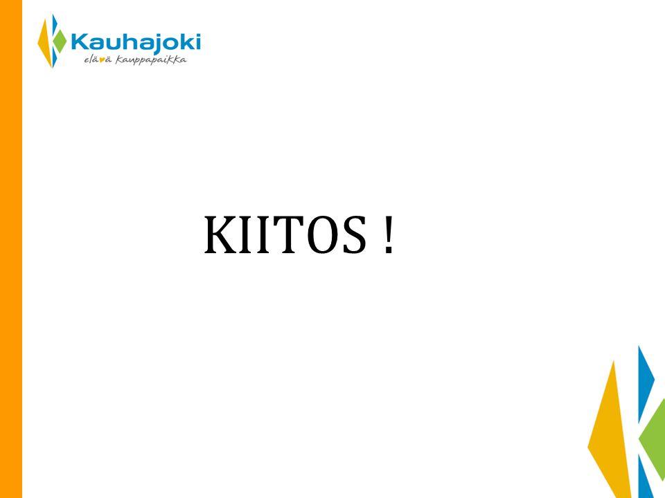 KIITOS !