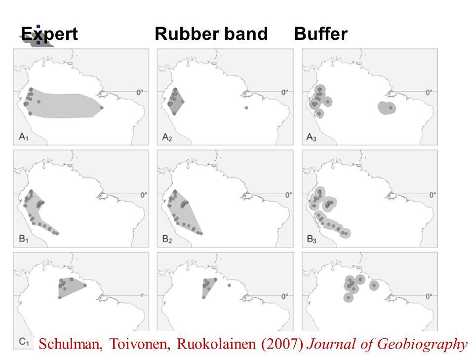 Expert Rubber band Buffer