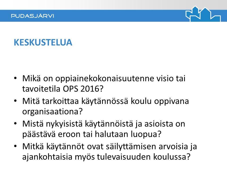 kulttuurinen kestävyys Oulu