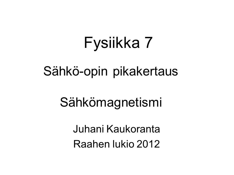 Juhani Kaukoranta Raahen lukio 2012