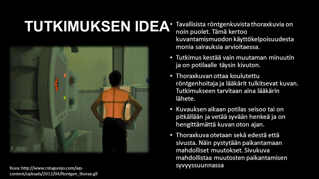 TUTKIMUKSEN IDEA