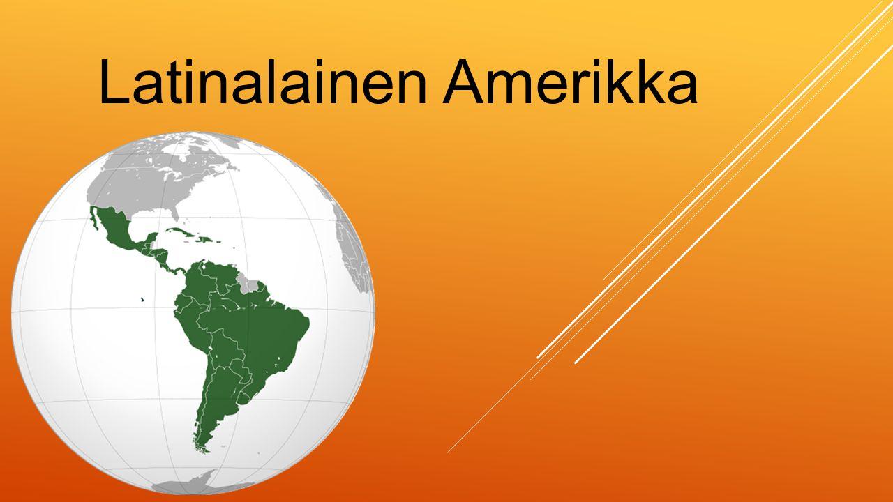 Latinalainen Amerikka