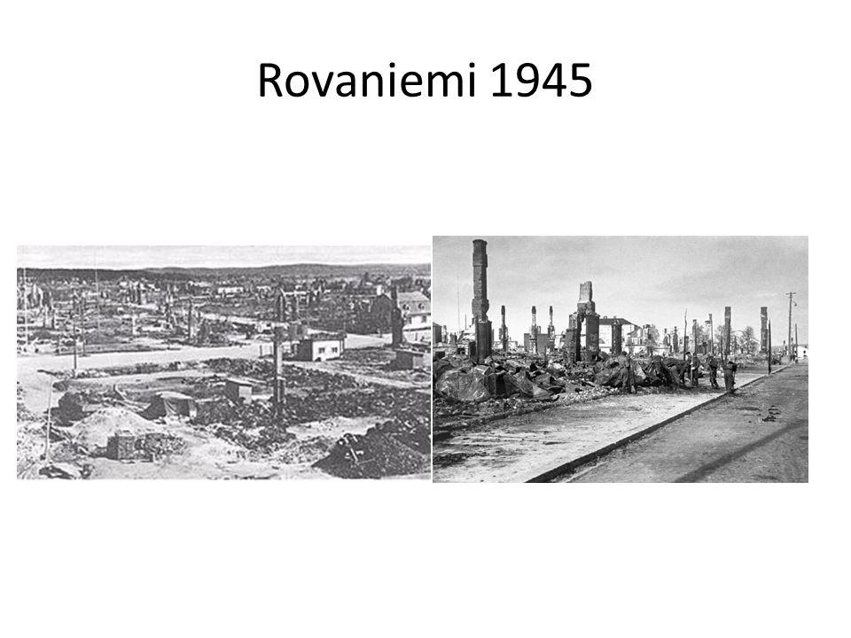 Rovaniemi 1945
