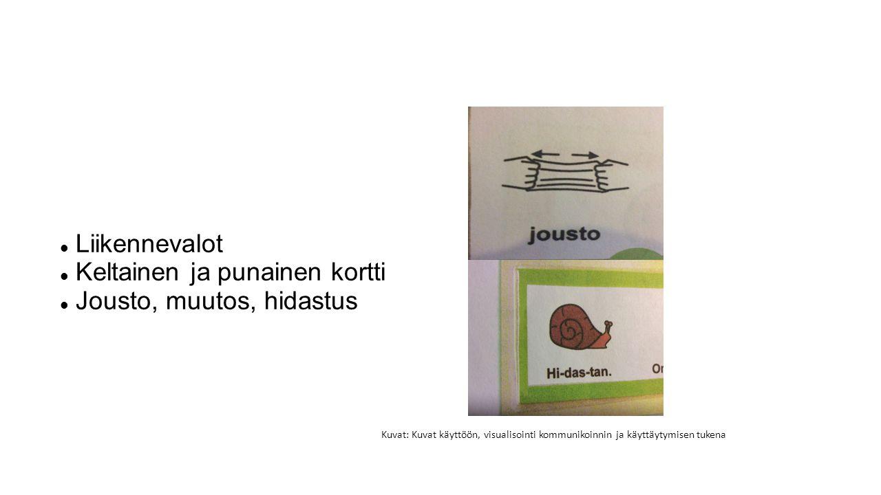 Liikennevalot Keltainen ja punainen kortti Jousto, muutos, hidastus