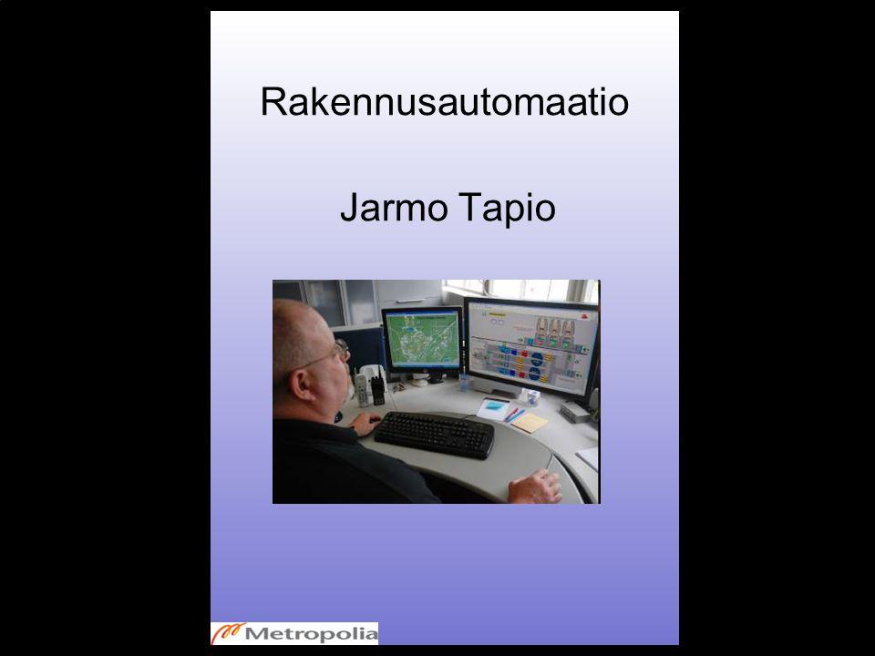 Rakennusautomaatio Jarmo Tapio
