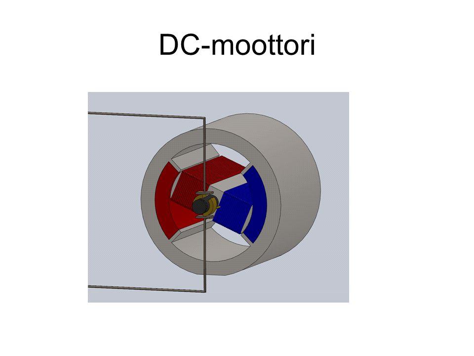 DC-moottori