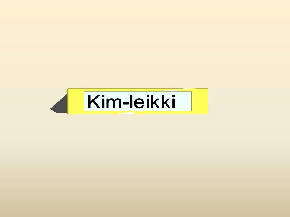 Kim-leikki