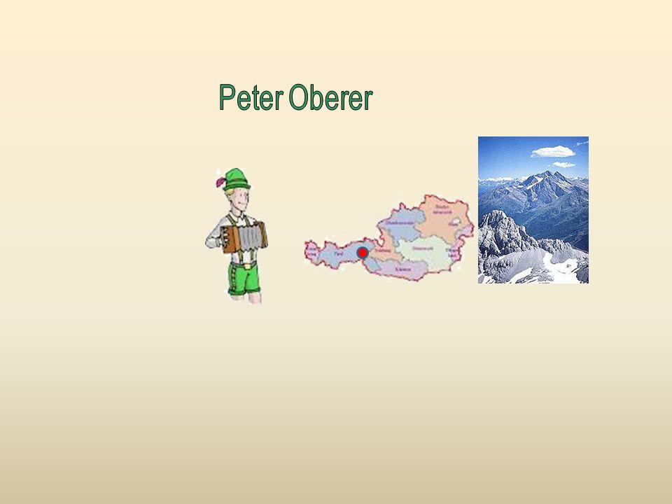 Peter Oberer