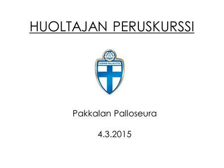 Ppt Jkiekkohuoltajat Suomen Jkiekkohuoltajakoulutus Lataa Ry lc31TFJK