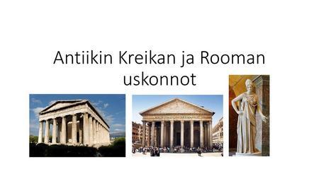 Antiikin Rooman orgioita