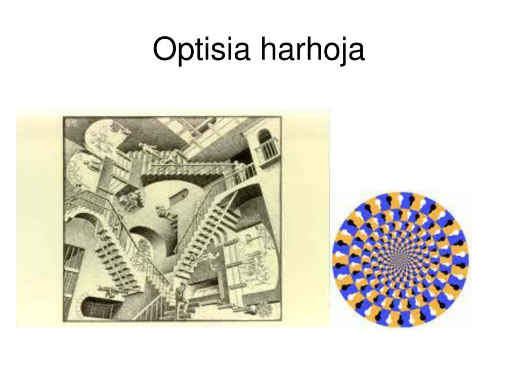 Optisia harhoja