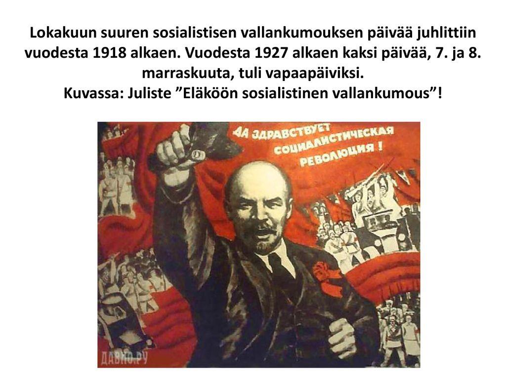 lokakuun vallankumous