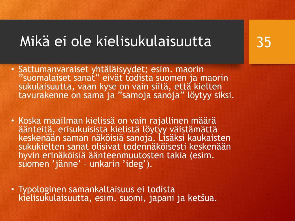 Japanin suku puoli lauseita