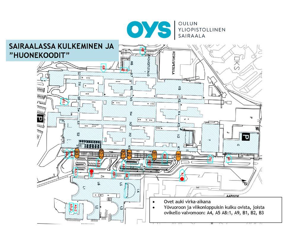 Tervetuloa Harjoitteluun Oulun Yliopistolliseen Sairaalaan Ppt