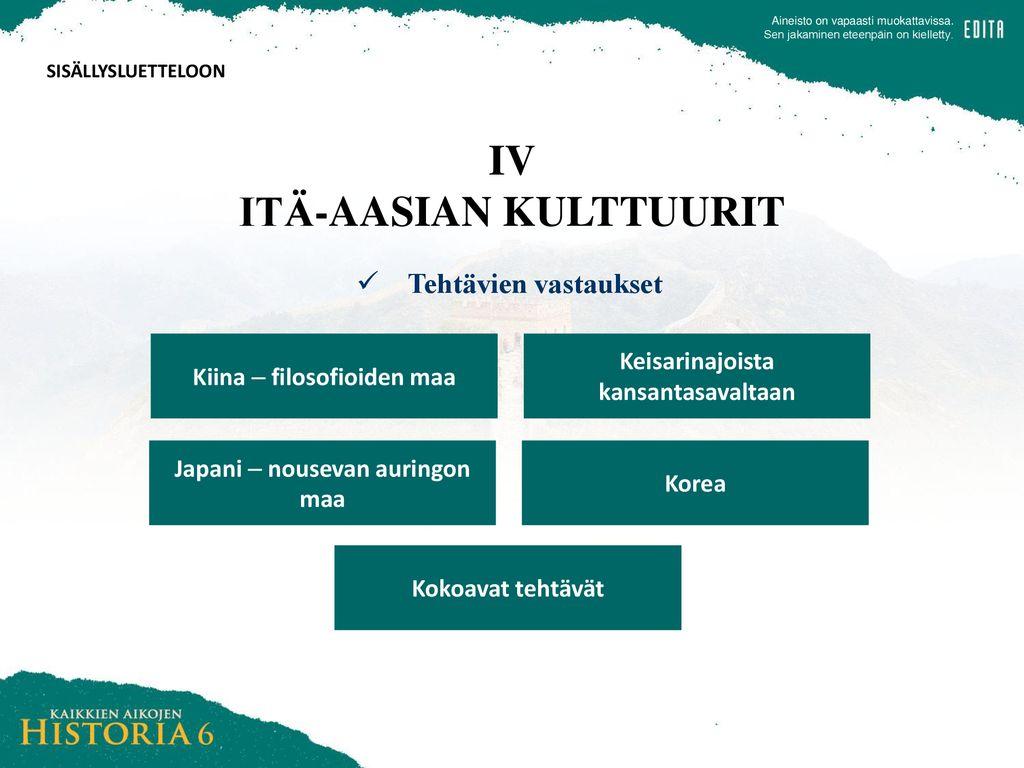 Suku puoli Japani Aasian