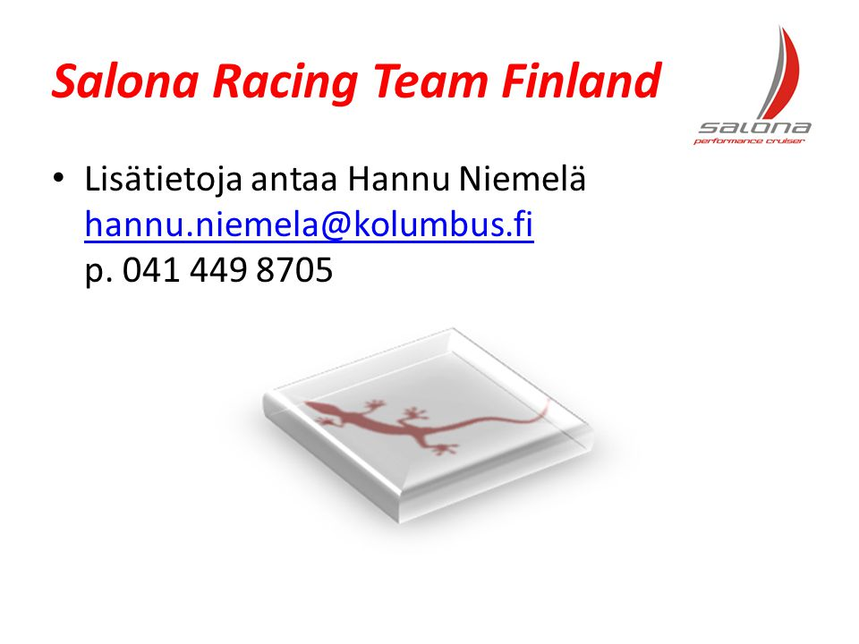 Salona Racing Team Finland