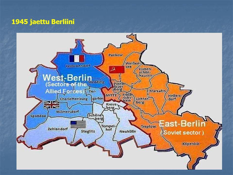 Berliini Jarjestyksen Kourissa Ppt Lataa