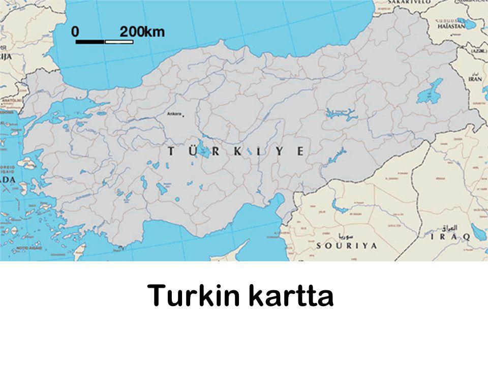 Turkki Aasian Lantisin Maa Ppt Lataa